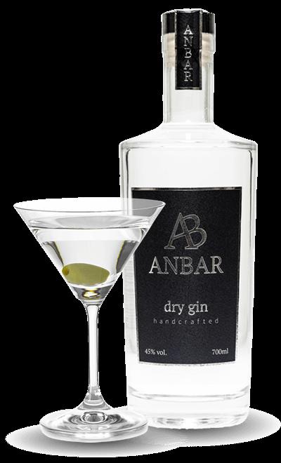 Martini Dry mit Gin Rezept