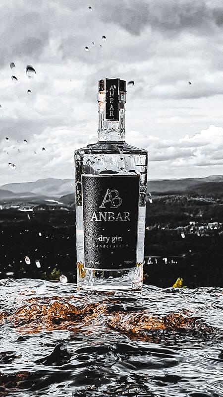 Anbar Handcrafted Gin aus Deutschland